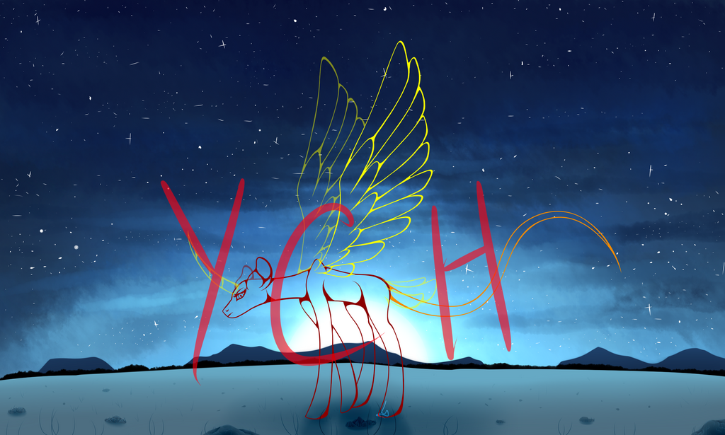 MLP YCH #4 [OPEN 5/5] by BlauyBlu on DeviantArt