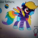Rainbow lightning Profile Picture