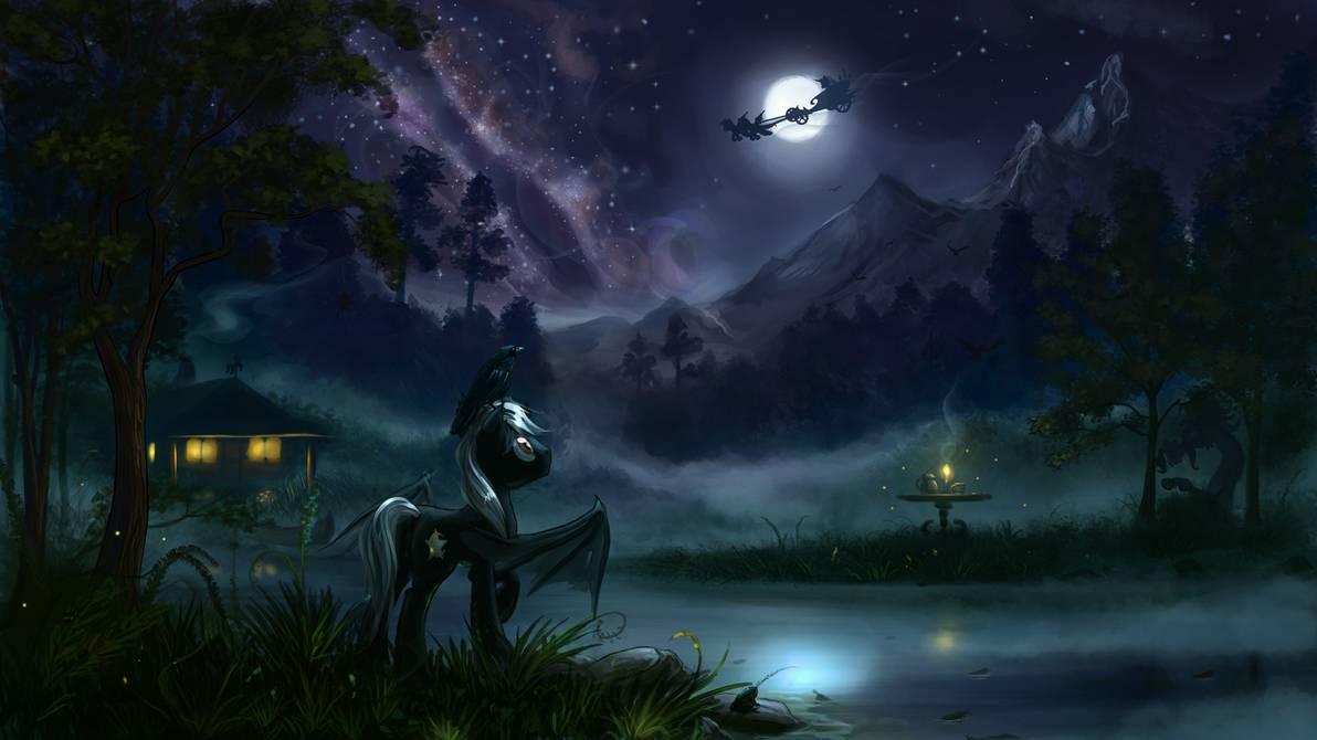 That Particular Night by Devinian on DeviantArt