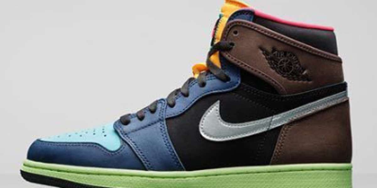 "Picturesque upper foot effect, Air Jordan 1 High OG ""Bio Hack"" will be released on September 5"